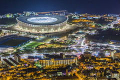 Capetown stadium Południowa Afryka Zdjęcie Stock