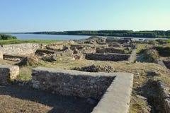 Capidava fästning Royaltyfria Foton