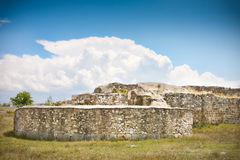 Capidava Fortress Royalty Free Stock Images