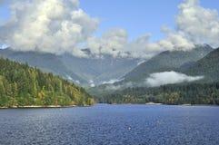 Capilano Lake Royalty Free Stock Photography