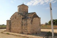 Capilla antigua en Chipre foto de archivo