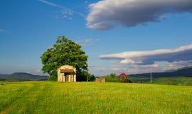 Capilla balcánica Fotografía de archivo libre de regalías