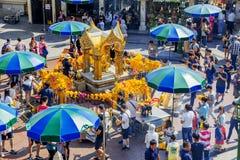Capilla Bangkok de Erawan Imagen de archivo