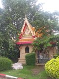 Capilla budista Imagen de archivo libre de regalías