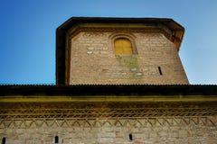 Capilla católica en los baños de Hércules, Rumania Fotografía de archivo libre de regalías