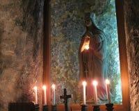 Capilla católica vieja Imagen de archivo