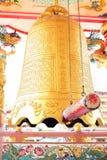 Capilla china del arte en Tailandia Es la adoración de la gente en Chonburi, Tailandia Fotografía de archivo libre de regalías