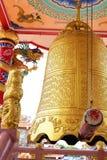 Capilla china del arte en Tailandia Es la adoración de la gente en Chonburi, Tailandia Imagenes de archivo