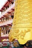 Capilla china del arte en Tailandia Es la adoración de la gente en Chonburi, Tailandia Fotos de archivo