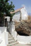 Capilla crete Grecia imágenes de archivo libres de regalías