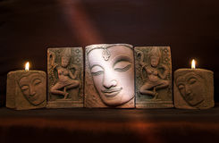 Capilla de Buddha. Fotografía de archivo