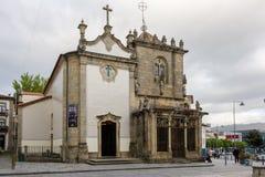 Capilla de Coímbra, Braga imágenes de archivo libres de regalías
