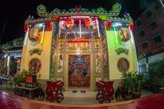 Capilla de dios de Sombun Imagenes de archivo