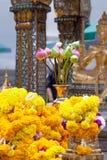 Capilla de Erawan; Bangkok Foto de archivo