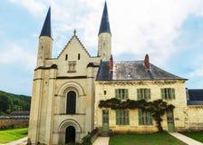 Capilla de Fontevraud Foto de archivo