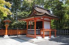 Capilla de Fushimi Inari Fotografía de archivo libre de regalías