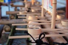 Capilla de Fushimi Inari en Kyoto, Japón Imágenes de archivo libres de regalías