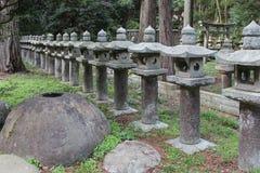 Capilla de Gessho-ji - Matsue - Japón Foto de archivo libre de regalías