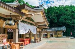 Capilla de Gokoku Fotografía de archivo