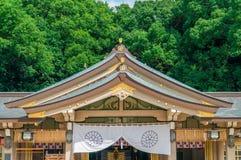 Capilla de Gokoku Fotos de archivo libres de regalías