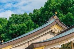 Capilla de Gokoku Fotografía de archivo libre de regalías