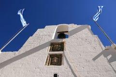 Capilla de Grecia Foto de archivo