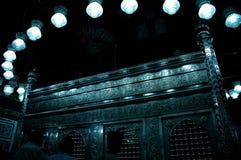 Capilla de Husayn Foto de archivo libre de regalías