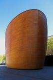 Capilla de Kamppi Foto de archivo