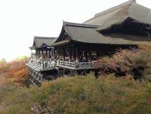 Capilla de Kyoto Fotos de archivo libres de regalías