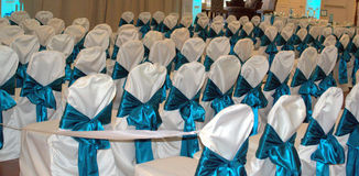 Capilla de la boda Foto de archivo libre de regalías