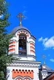 Capilla de la capilla del arcángel Michael en Moscú Imagen de archivo