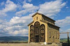 Capilla de la historia georgiana del monumento Fotos de archivo libres de regalías