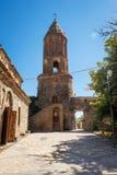 Capilla de la iglesia de San Jorge, Signagi Imagen de archivo libre de regalías
