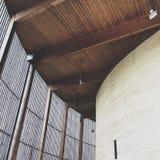 Capilla de la reconciliación, Berlin Wall Memorial Park, Berlín, Alemania Imagen de archivo