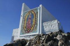 Capilla de la Virgen de Guadalupe, San Felipe Foto de archivo libre de regalías