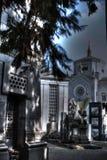 Capilla de mármol Foto de archivo libre de regalías