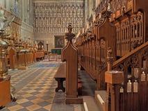 Capilla de Magdalen College Fotografía de archivo