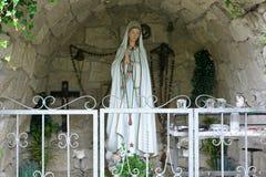 Capilla de Maria en nendingen fotografía de archivo libre de regalías