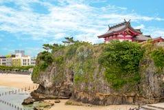 Capilla de Naminoue en okinawa fotos de archivo libres de regalías