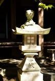 Capilla de Sakurayama Hachimangu Foto de archivo libre de regalías