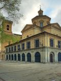 Capilla de San Fermín Foto de archivo