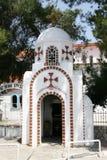 Capilla de San Nicolás Imágenes de archivo libres de regalías