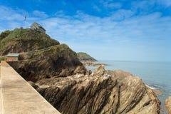 Capilla de San Nicolás Ilfacombe, Devon, Reino Unido Foto de archivo