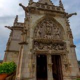 Capilla de Santo-Huberto fotos de archivo