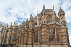 Capilla de señora de Henry VII Fotografía de archivo