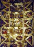 Capilla de Sistine Imagenes de archivo