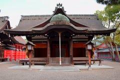 Capilla de Sumiyoshi Taisha, Osaka Imagen de archivo