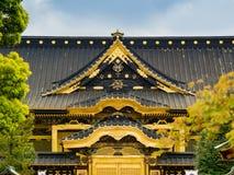 Capilla de Toshogu, Ueno, Tokio Japón imágenes de archivo libres de regalías