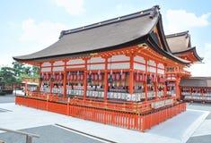Capilla de Yasaka Foto de archivo libre de regalías