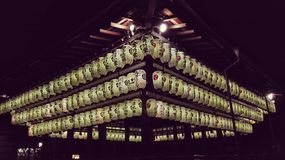 Capilla de Yasaka Fotografía de archivo libre de regalías